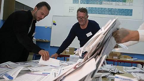 Без видов на Европу // Босния проголосовала за нефункциональность