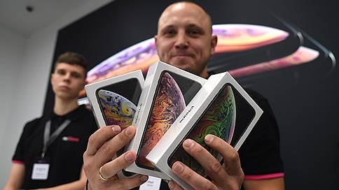 IPhone XS зашел в сети // Новая модель продается лучше прошлогодних
