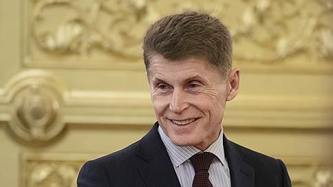 Олег Кожемяко оказался щедр на идеи // Врио главы Приморья предлагает поддержать детей войны и перенести столицу округа
