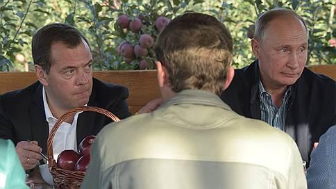 Переменная яблочность с прояснениями // Куда завела беседа с Владимиром Путиным и Дмитрием Медведевым ставропольских садоводов