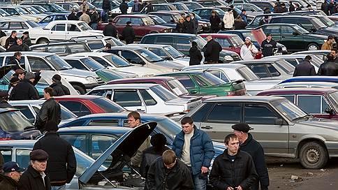 Автомобили с застывшим пробегом // Продажи подержанных машин почти не растут
