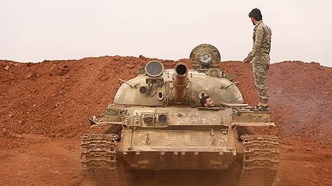 Разоружение укрепляет позиции в Идлибе // Из демилитаризованной зоны в Сирии вывели тяжелую военную технику