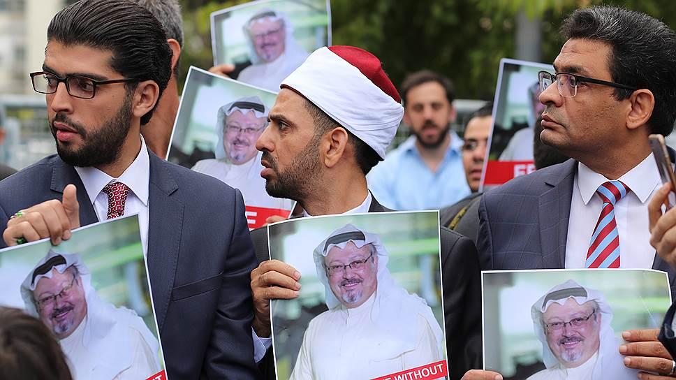 Саудовской Аравии угрожает «акт Магнитского»