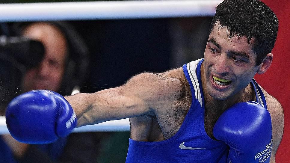 Михаил Алоян добился значительных успехов в любительском боксе, но в профессиональном он пока новичок