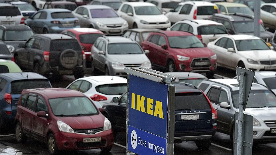 IKEA расширит географию продаж с помощью «Почты России»