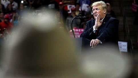 Президент США произнес золотые слова // После его заявлений доллар упал, а драгметаллы подорожали