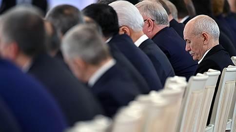 Уфа не Чита Курску // Кремль вновь сменил трех губернаторов за один день