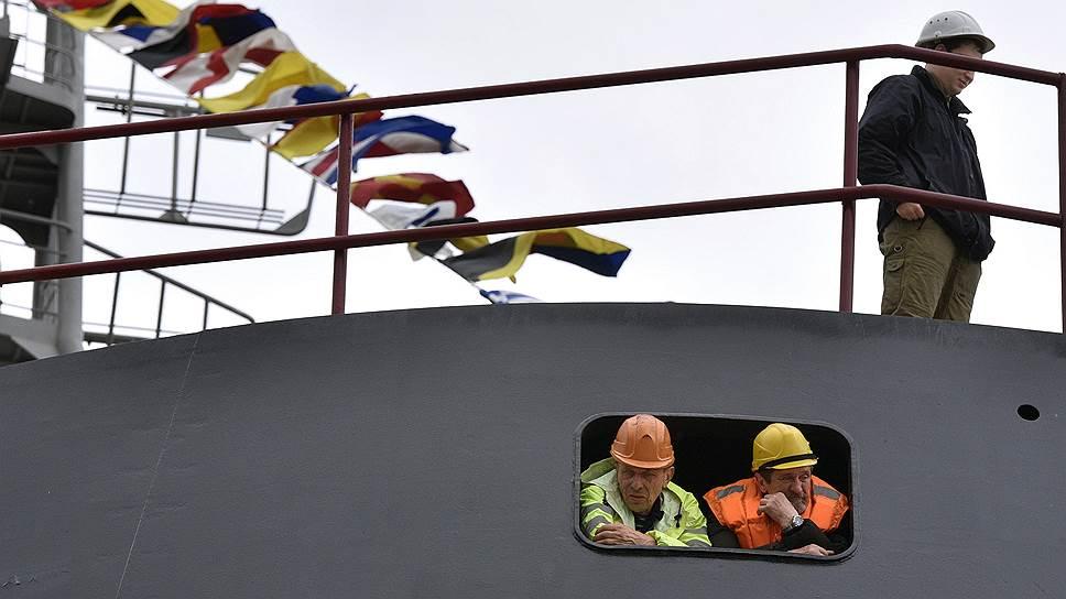На строительство каких ледоколов у правительства пока нет денег