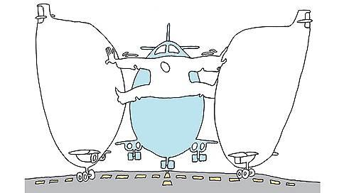 На авиарынок выходит новый расследователь  / РФ начинает организацию замены для МАК