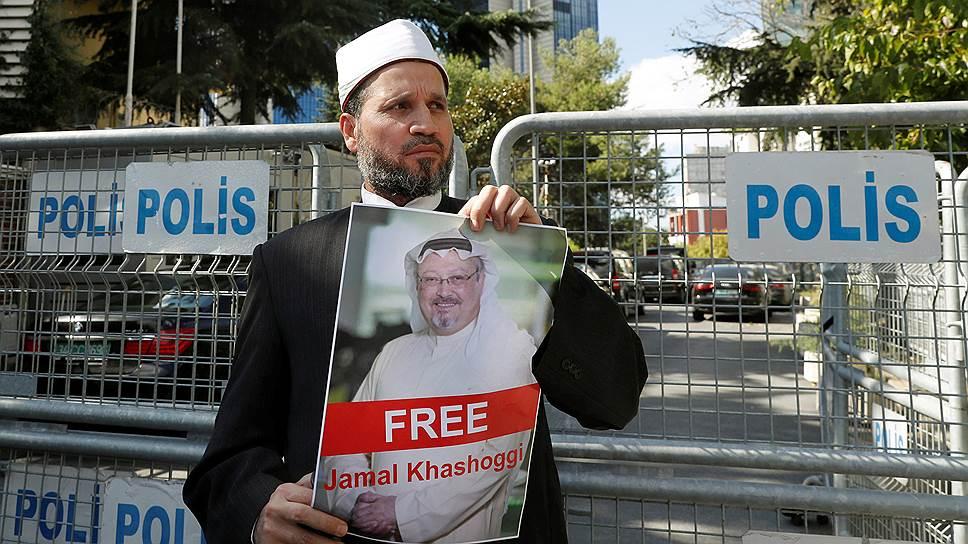 Почему запад подозревает Эр-Рияд в убийстве журналиста