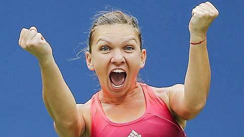 Симона Халеп не отдала первую ракетку // Она завершит во главе мирового рейтинга второй год подряд