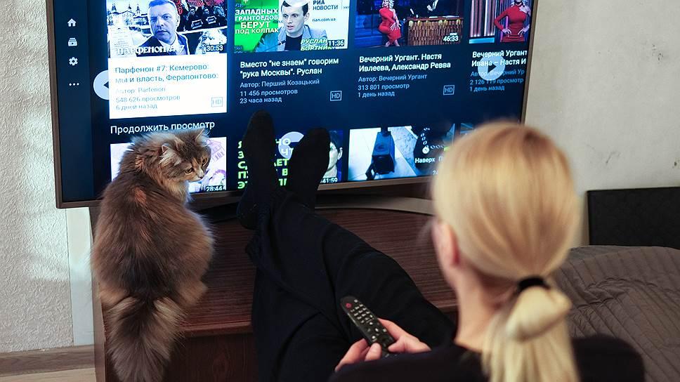 У онлайн-кинотеатров растет доля нерекламных доходов