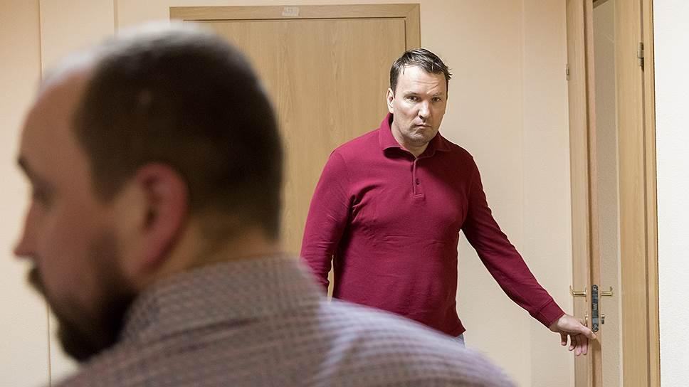 Бизнесмен Дмитрий Костыгин