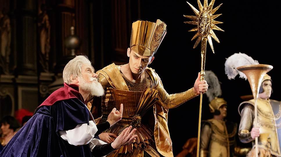 В балете «Приказ короля» король — лишь пешка в игре хореографа Самодурова