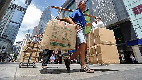 Китайские долги не спешат на баланс // Мониторинг / мировая экономика