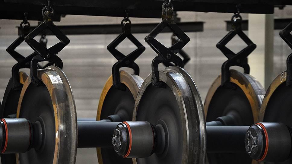 Почему ФАС возбудила антимонопольное дело против производителей колес для вагонов