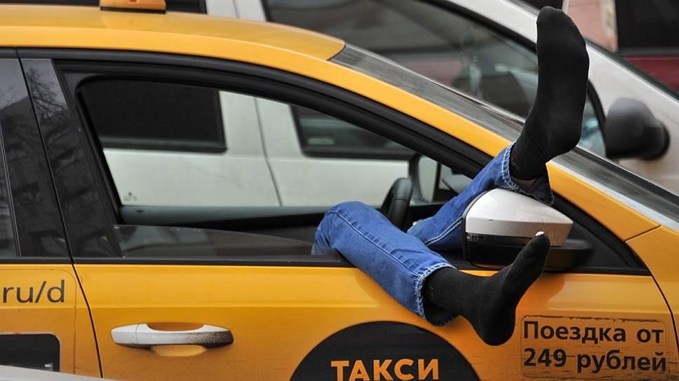 Госдума вводит обязательную страховку перевозок в такси