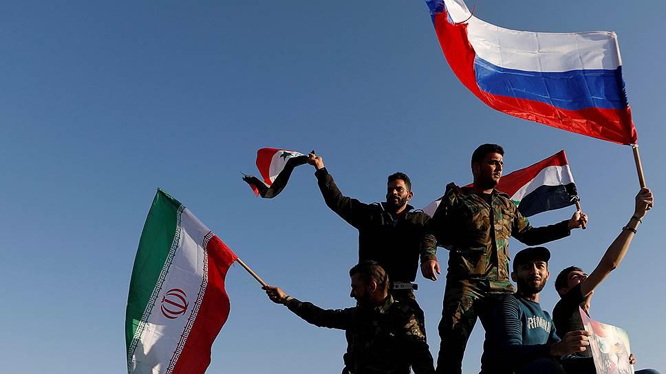 США могут принять меры против российских компаний за участие в восстановлении Сирии