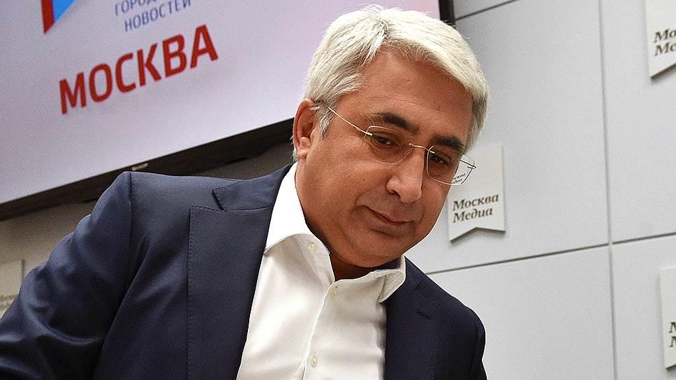 Глава столичного департамента ЖКХ Гасан Гасангаджиев о проекте правительства