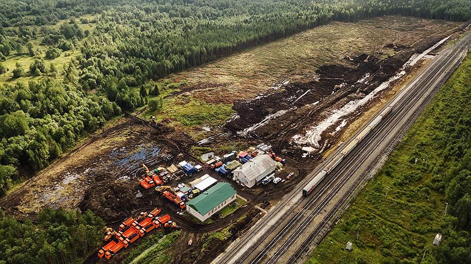Правительство Архангельской области согласно принять у себя московские отходы и инвестиции