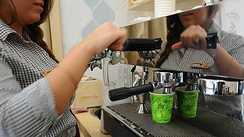 Продукты под эспрессо // У кофеен в магазинах растет популярность
