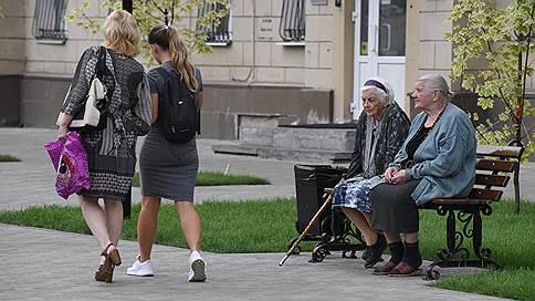 Несостоявшиеся пенсионеры поддержат рынок труда // Мониторинг демографии