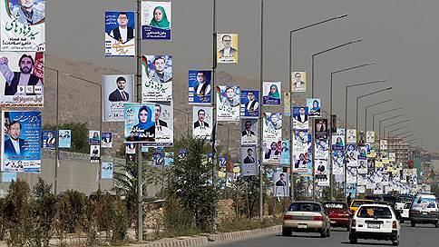 Афганские выборы проверяют на терактоустойчивость // «Талибан» пытается помешать всеобщему голосованию