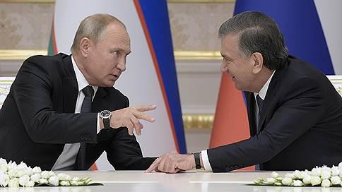 Восточность — вежливость королей // Чем Шавкат Мирзиёев и Владимир Путин удивляли друг друга в Ташкенте