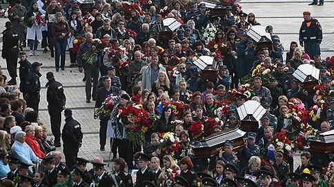 «От этого никто не застрахован» // В Керчи похоронили студентов и преподавателей местного колледжа