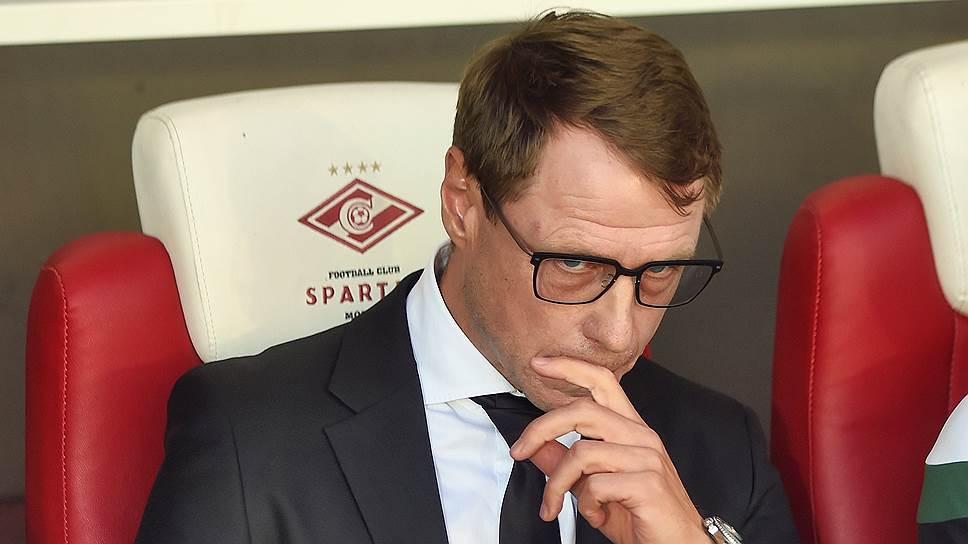 Возглавляющий «Арсенал» Олег Кононов стал предметом интереса со стороны «Спартака»