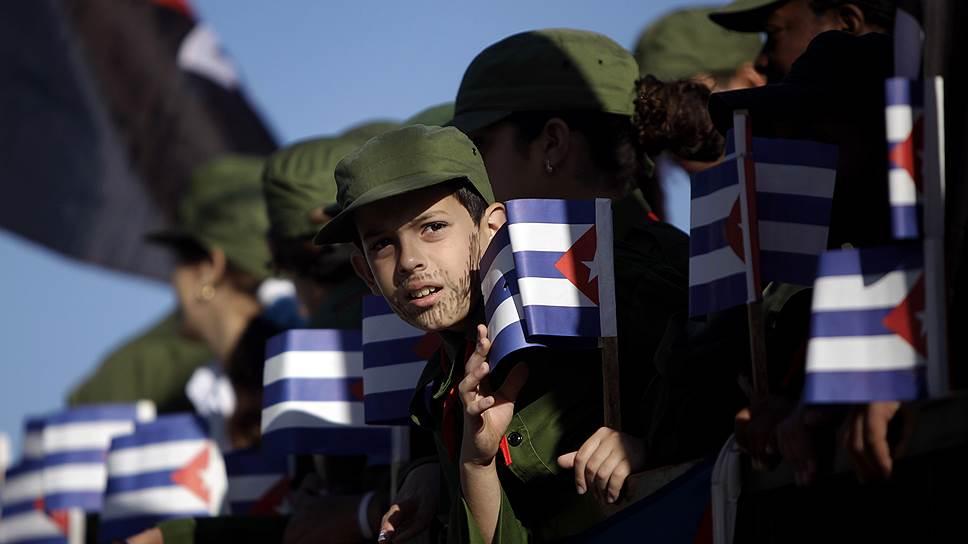 Как Куба решила привооружиться
