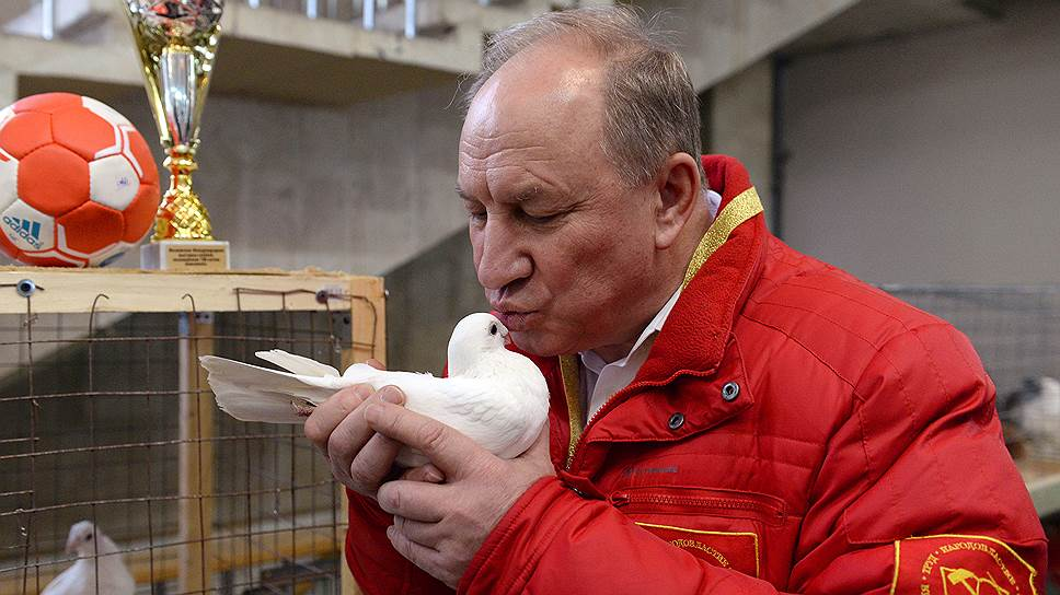 Депутат Госдумы от КПРФ Валерий Рашкин