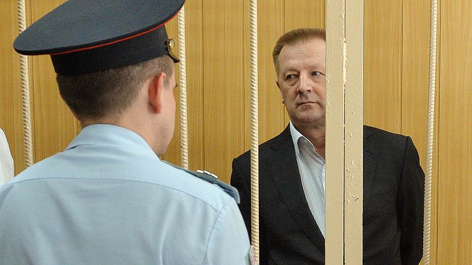 Бывший гендиректор ОАО «Славянка» Александр Елькин