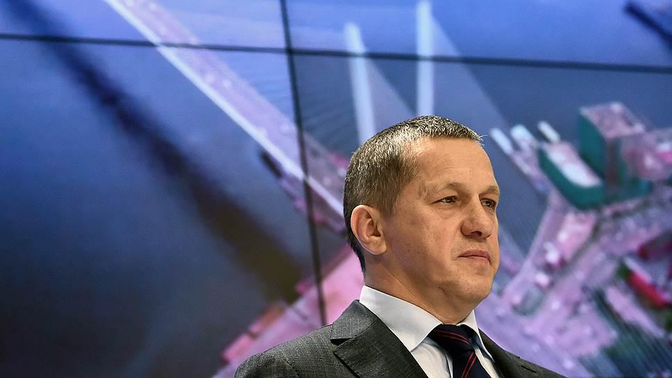 Заместитель председателя правительства России Юрий Трутнев