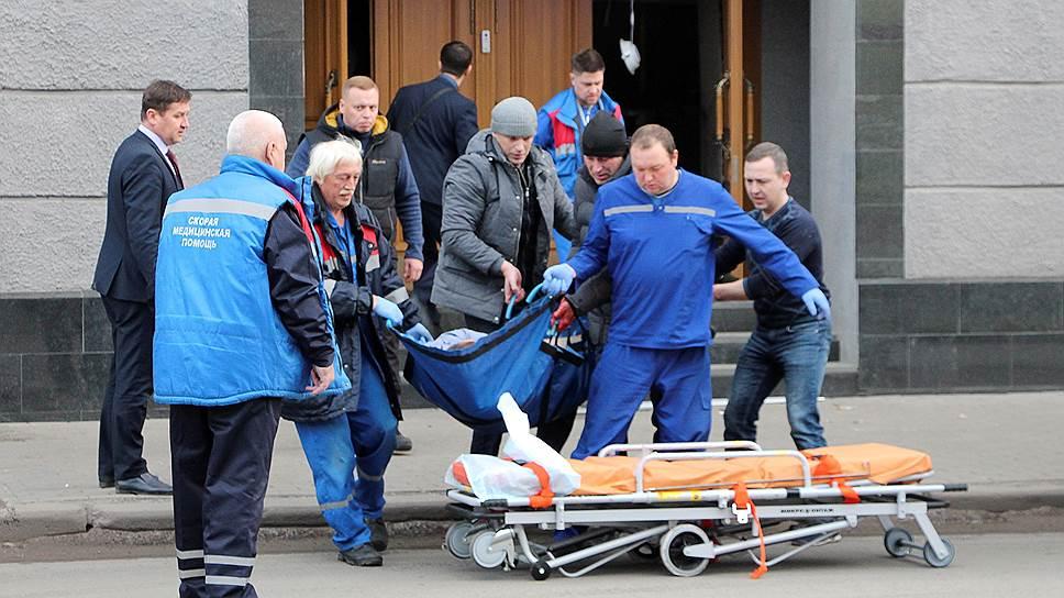 Анархист погиб на месте, три сотрудника ФСБ получили ранения