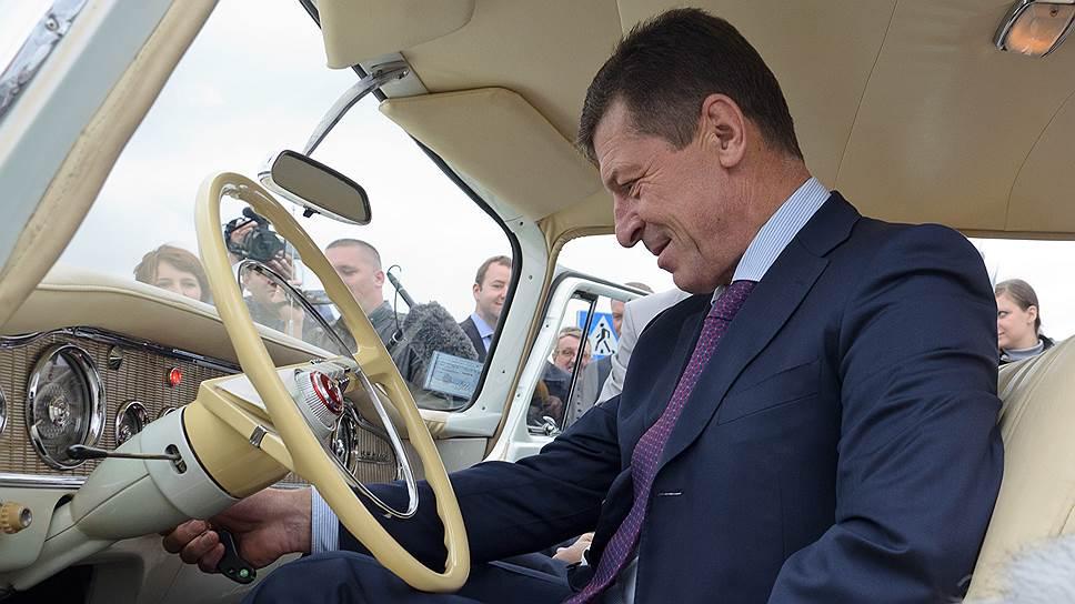 Под управлением куратора ТЭК вице-премьера Дмитрия Козака российский рынок топлива выруливает на полную тарификацию