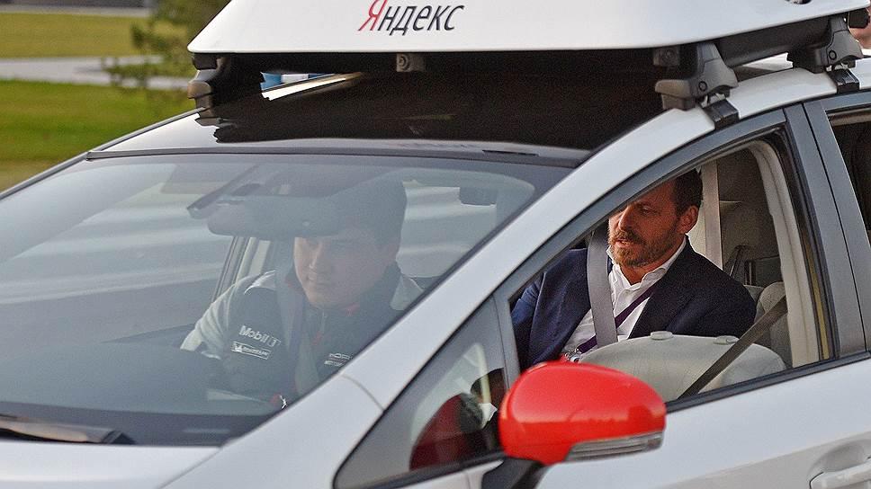 Как машины без водителей вступают в права