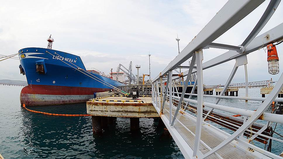 Как скорректировали проект строительства порта Тамань