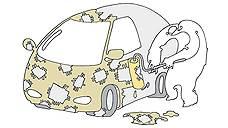 Автоконцернам освежают палитру