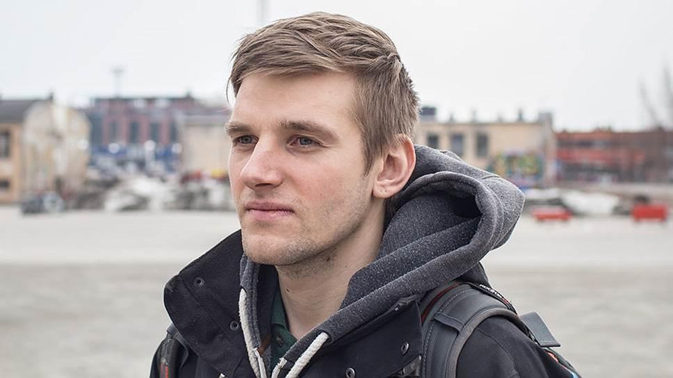 Илья Капустин
