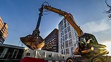 Элитное жилье ускорило перестройку