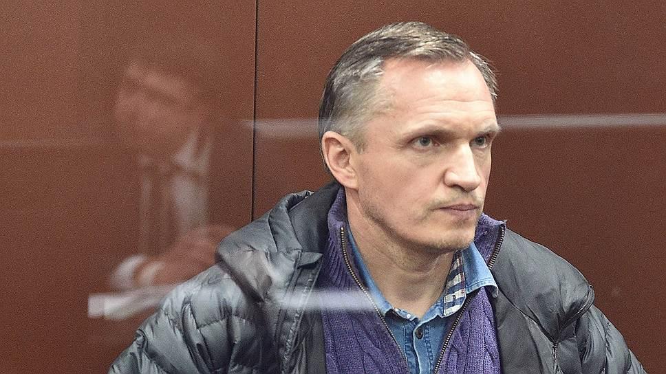 Олег Пронин вернулся в Москву из Минска на свой арест