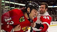 НХЛ увернулась от удара головой