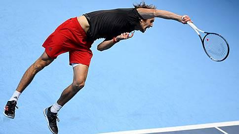 В Лондоне рассчитались по рейтингу // Определились полуфинальные пары итогового турнира ATP