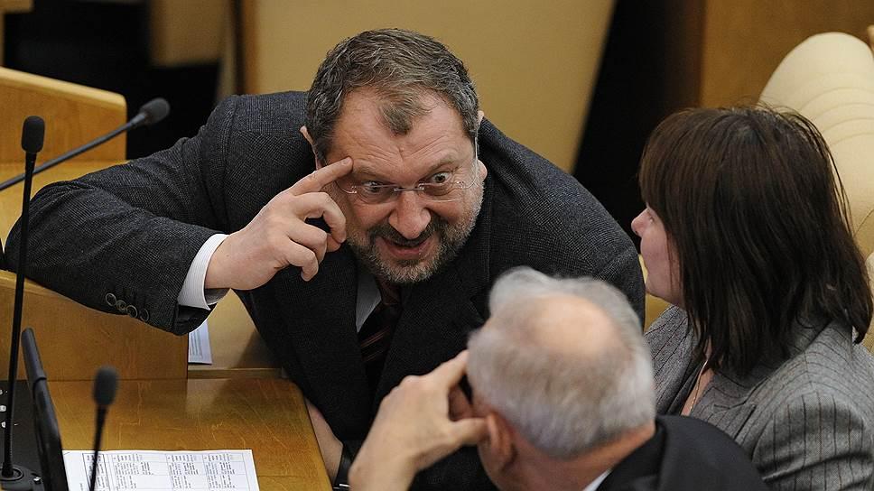 Депутат Госдумы Владислав Резник предлагает обсудить, нельзя ли в виде исключения и за деньги поохотиться на животных из Красной книги