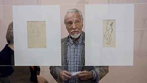 Малевича вызвали на форум // Выставка рисунков художника в Русском музее