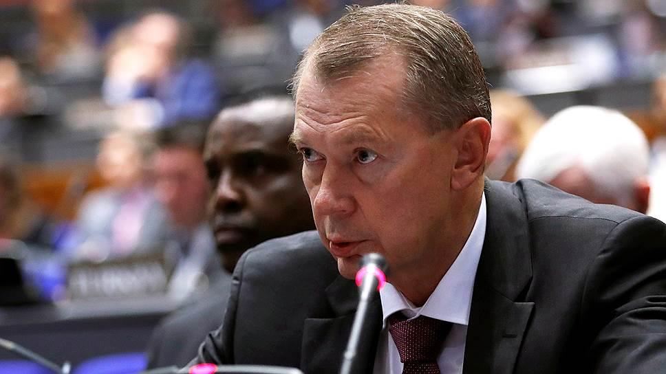 Россия не признает за ОЗХО новых прав определять виновных в применении химоружия