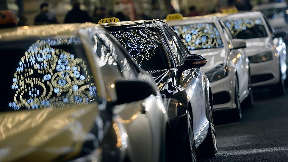 Почему число аварий с такси в Москве увеличилось на 50 процентов