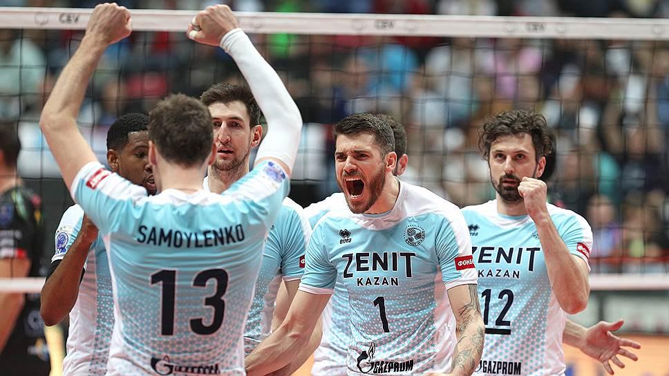 Как итальянские клубы бросили вызов российской гегемонии в Лиге чемпионов