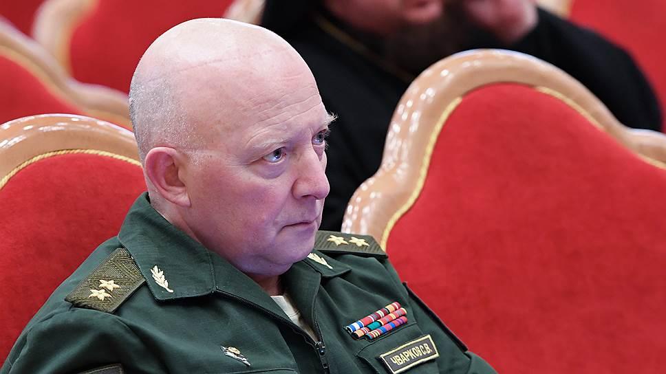 Заместителю начальника Военной академии Генштаба Сергею Чваркову инкриминировали хищение 6 млн руб. при реализации 400-миллионного госконтракта